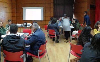 Compartimos experiencias sobre la Ruta Integral de Atenciones y Urban95 en Lanco, Chile