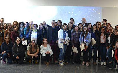 """Taller de co-creación Urban95 Bogotá Crezco con mi barrio """"Retos y desafíos del escalamiento en las localidades"""""""