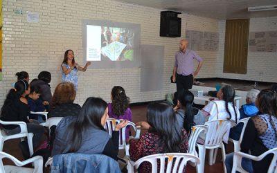 Urban95 Bogotá Crezco con mi barrio es uno de los 3 casos de estudio en el mundo por su involucramiento ciudadano.