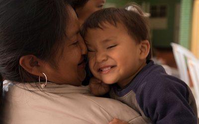 ¿Por qué los bebés y los niños pequeños se ven afectados por el Covid-19?